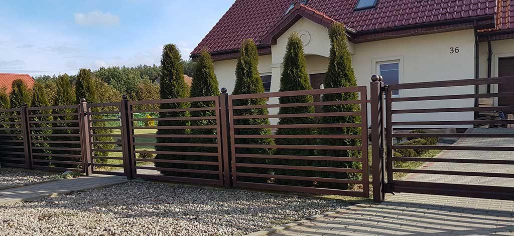 Häufig Zaun errichten: Rechtliche Aspekte für Bau einer Einfriedung AH49